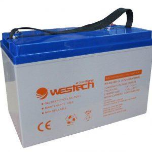 Acumulator GEL 100Ah 12V Westech